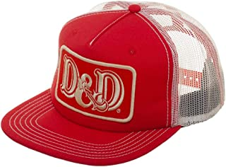 Dungeons and Dragons Vintage Trucker Snapback Hat