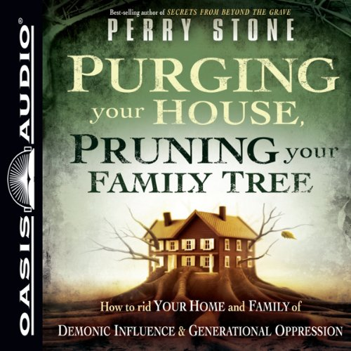 Purging Your House, Pruning Your Family Tree audiobook cover art