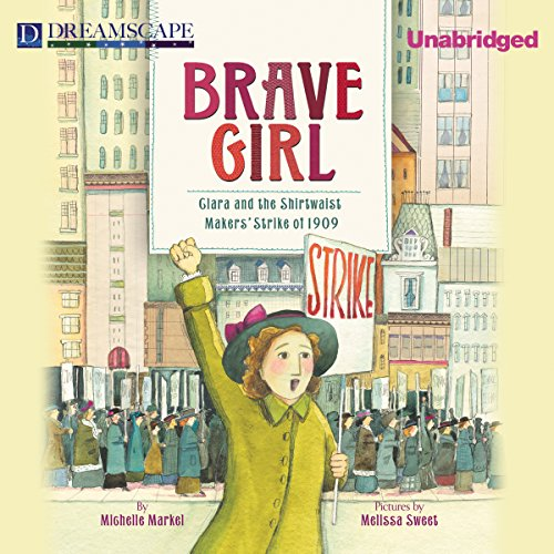 Brave Girl audiobook cover art