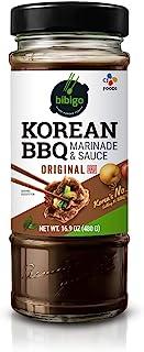 Bibigo Korean Bbq Sauce, Original, 16.9 Ounce (Pack of 6)