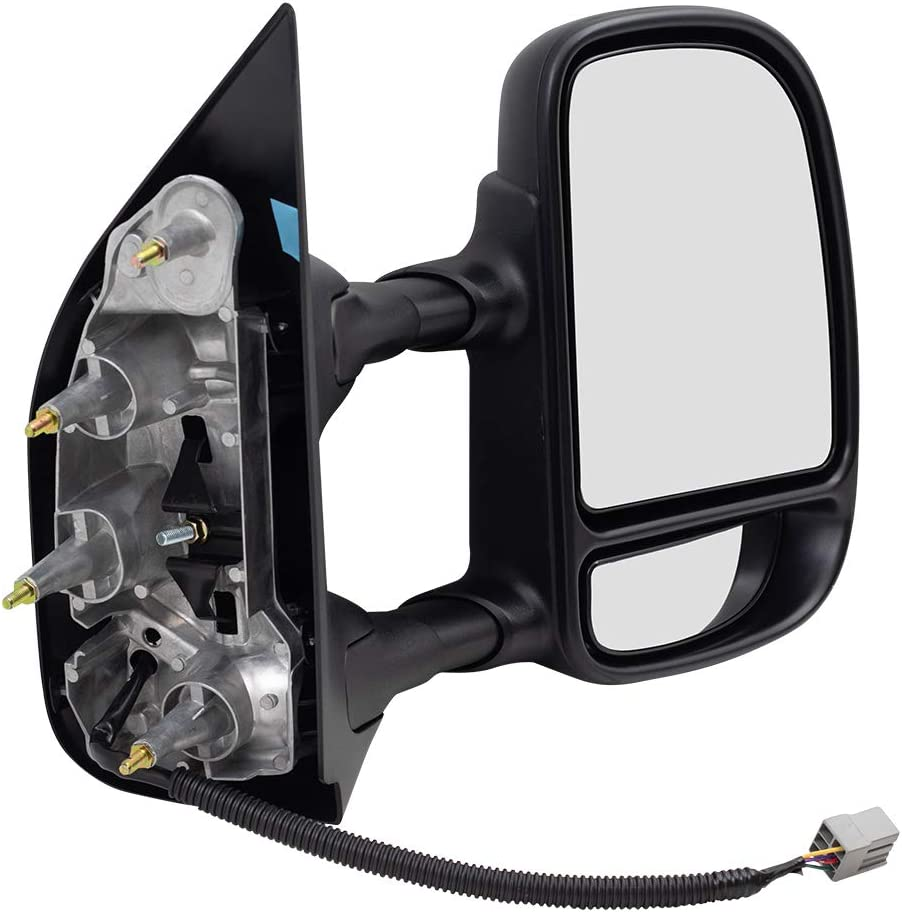 Brock Replacement Passengers Power Side Lowest price Cheap challenge View Double Swing Mirror