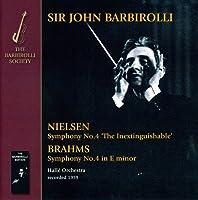 Brahms: Symphony No. 4 Neilsen: Symphony No. 4