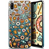 Case for 6.09 Inch Wiko View 3 Lite, Sweets Design