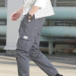 D/écorateur,30 Charpentier TBDLG Hommes Salopettes De Travail,Coton Pantalon De Travail pour Artisan Multi-Poches Respirant Confortable Convient pour Industriel Jardin Atelier
