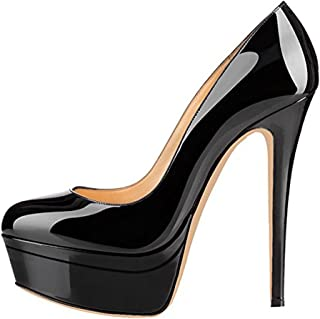 60c46a8834b Amazon.com: 15 - Pumps / Shoes: Clothing, Shoes & Jewelry