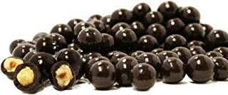 Gourmet Dark Chocolate Covered Hazelnuts by Its Delish, 2 lbs