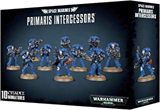 Warhammer 40000 Space Marines Primaris Intercessors by Gamesworkshop
