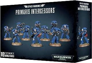 primaris space marine intercessors