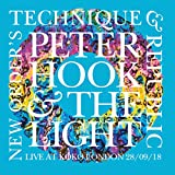 New Order's Technique and Republic - Live At The Eletric Ballroom 28/09/18