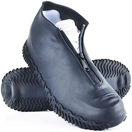 Rain Shoe Covers Boots Protector Overshoes Galoshes Waterproof /& Reusable