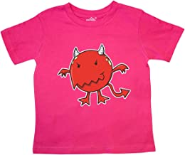 inktastic Little Devil Inside Red Toddler T-Shirt