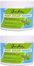 Queen Helene Jar Mint Julep Masque 12 Ounce (354ml) (2 Pack)