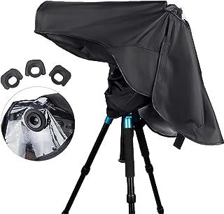 JJC カメラレインカバー Canon EOS Nikon D シリーズ カマラ用 キャノン EOS 5D Mark IV III 5DS R 7D Mark II 1D X Mark III II 1Ds Mark III 1D Mark I...