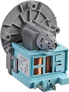 Spares2go Drain Pump For Hotpoint Indesit Creda Ariston Washing Machine And Dishwasher (240V)