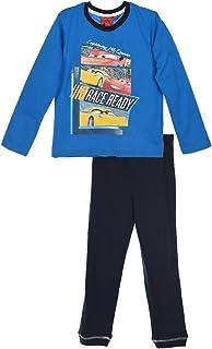 Shorty Disney Blue Rosso Taglia 98-128 Cars Costume da Bagno