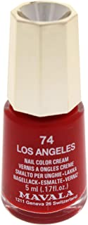 Mavala Nail Lacquer 74 - Los Angeles for Women - 0.17 oz