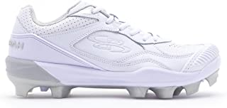 Boombah Women's Pitcher's Toe Molded Cleats - 8 Color Options - Multiple Sizes
