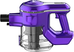 INSE Vacuum Motor with Dust Box for S6 S6P, Purple