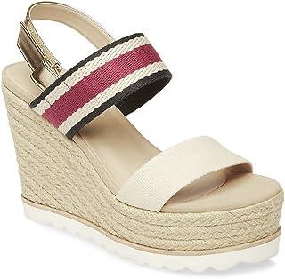 0caa2633f88 Amazon.com: Steve Madden Women's Wedge & Platform Sandals