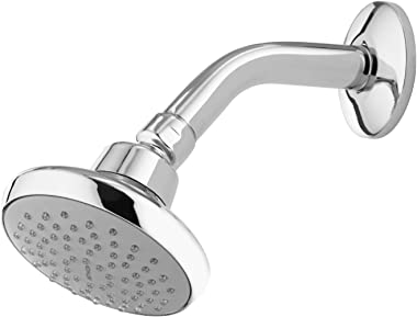 KOHLER Complementary 4-inch Shower Head, with Shower Arm and Escutcheon (Wall-mount)