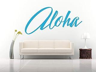 Aloha Cita, Vinilo decorativo de vinilo, Mural, Calcomanía. Hogar, decoración de la pared. Inspirador, Motivacional, Sala ...