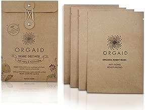 Best orgaid anti aging & moisturizing organic sheet mask Reviews