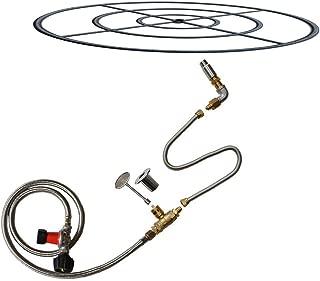 fire pit propane burner kit