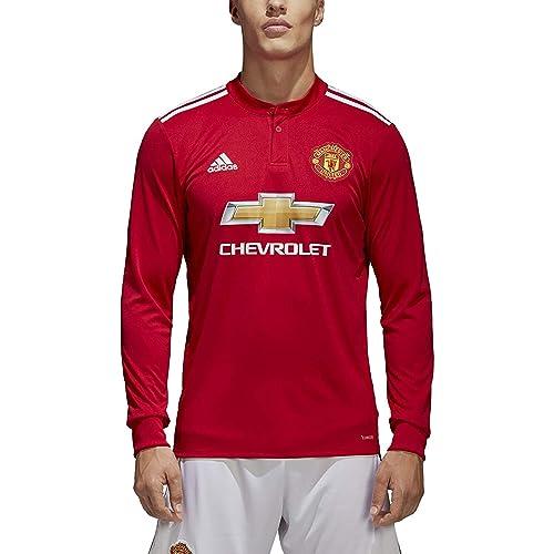 cheap for discount dc560 4e14e Manchester United Jersey: Amazon.com