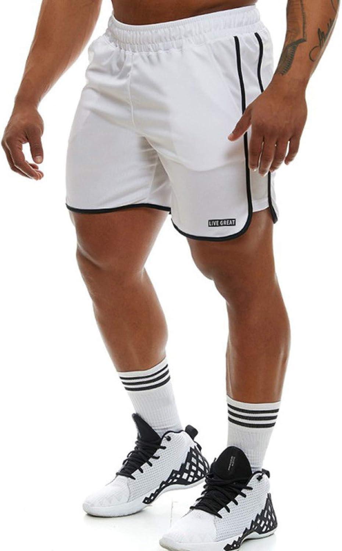 Jubaton Summer Thin Mesh Short, Men's Gym Shorts with Complete Ventilation, Versatile