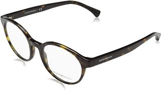 نظارات شمسية من ارماني باطار بني EA3144-5089-48