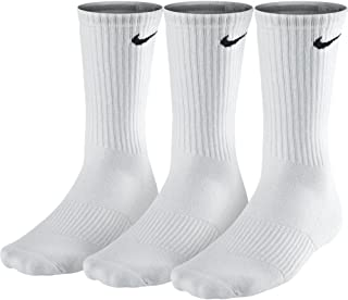 NIKE, Cushion Crew – Calcetines (3 Unidades)