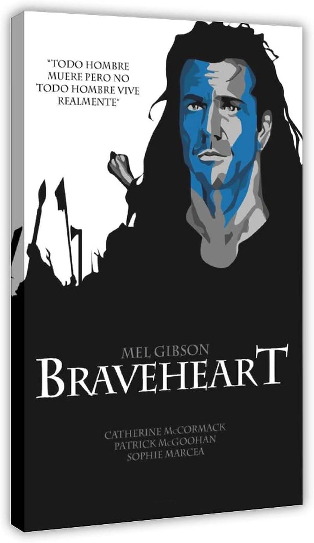 Braveheart Max 76% OFF Max 62% OFF Poster Interior Aesthetics Mov Popular Posters