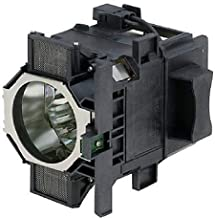 Watoman ELPLP73/V13H010L73 Assembly Original Projector Replacement Lamp with Housing for Epson PowerLite Pro Z8150NL/Z8250NL/Z8255NL/Z8350WNL/Z8450WUNL/Z8455WUNL EB-Z8350W/Z8355W/Z8450WU/Z8455WU