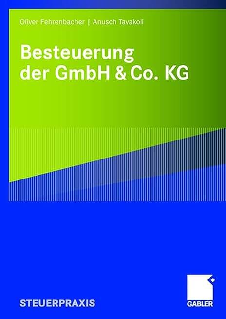 Besteuerung der GmbH&Co KG