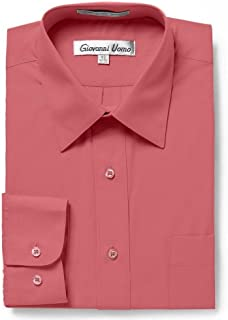 Best black dress shirt with white collar Reviews