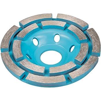Disco de diamante 110 mm 22,23 mm placa 115 mm para trabajar la piedra c15772 de AERZETIX