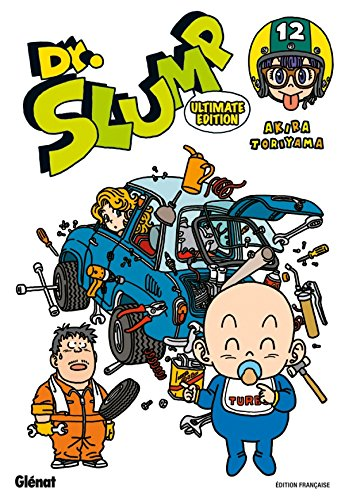 Docteur Slump perfect edition - Tome 12