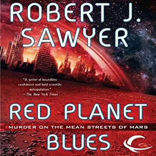 Red Planet Blues cover art