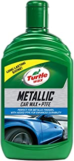 Turtle Wax 52653 Metallic Wax Cera Líquida Cera Fina para Pulir 500Ml