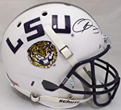 full size autographed helmets