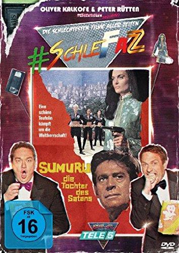 #SchleFaZ - Sumuru: Die Tochter des Satans