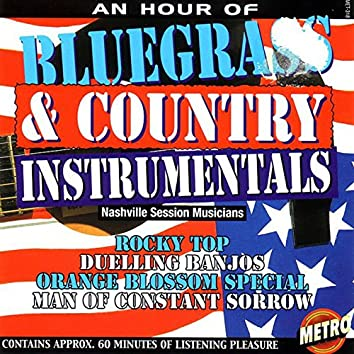 An Hour Of Bluegrass & Country Instrumentals