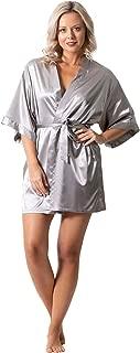 Best kimono silk robe Reviews