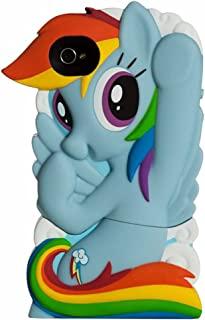 Huckleberry Chara-Covers My Little Pony Rainbow Dash iPhone 5 and 5S Cell Phone Case