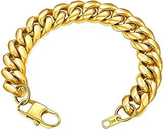 Best gold filled mens bracelet Reviews