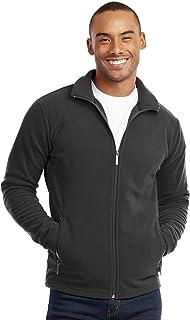 Teejoy Men's Polar Fleece Zip up Jacket