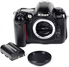 Nikon D100 - Digital camera - SLR - 6.1 Mpix - body only - supported memory: CF