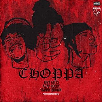 Choppa (feat. A$AP Rocky & Danny Brown)