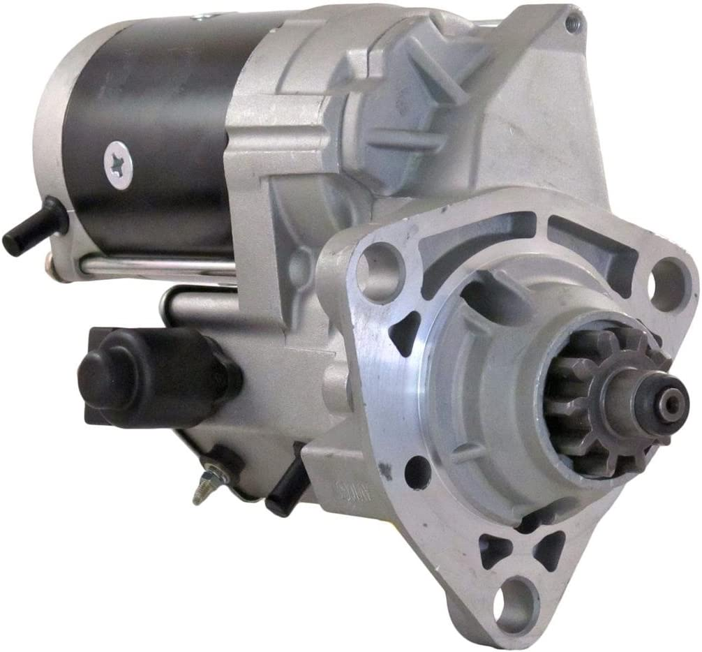 Rareelectrical NEW National products STARTER MOTOR Ultra-Cheap Deals COMPATIBLE ACL42 WITH VOLVO ACL