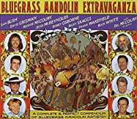 Bluegrass Mandolin Extravaganza by VARIOUS ARTISTS (1999-04-20)